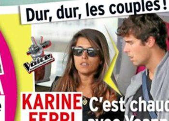 Karine Ferri « irrité » Yoann Gourcuff – Son secret « dévoilé »