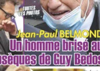 Jean-Paul Belmondo, amaigri et fragilisé, geste louable de Nicolas Bedos